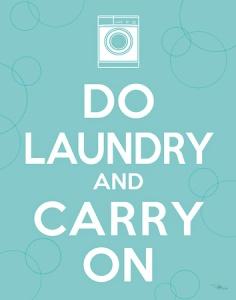 do laundry