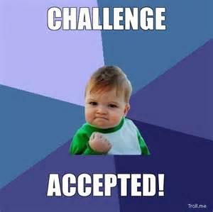 challenge baby