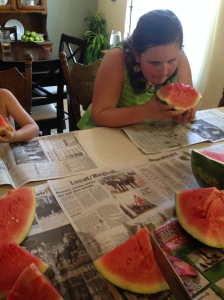 watermelon neely