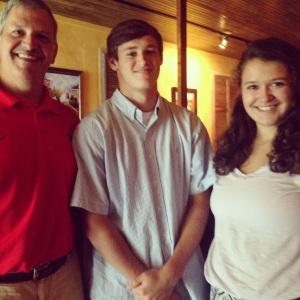 Bud, Jaydub, & Livie