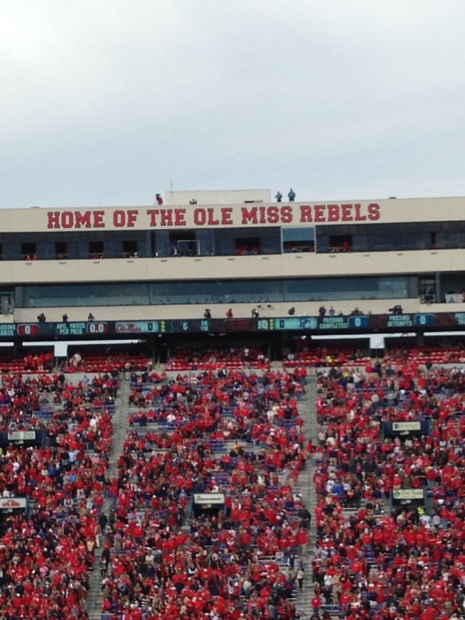 Ole Miss Stadium