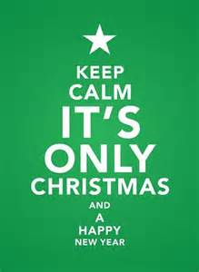christmas keep calm