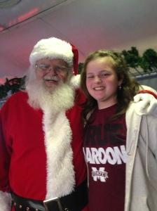 Santa & Neely