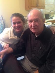 Daddy & Livie