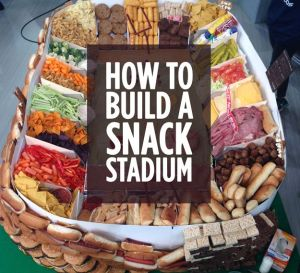superbowl snack stadium