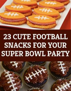 superbowl snacks