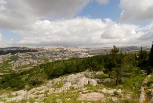 Nazareth from the South