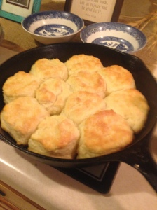 Here are my biscuits, don't hate me.