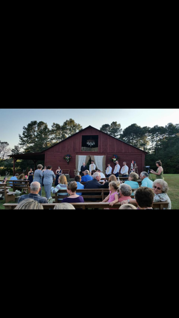 Wedding barn III