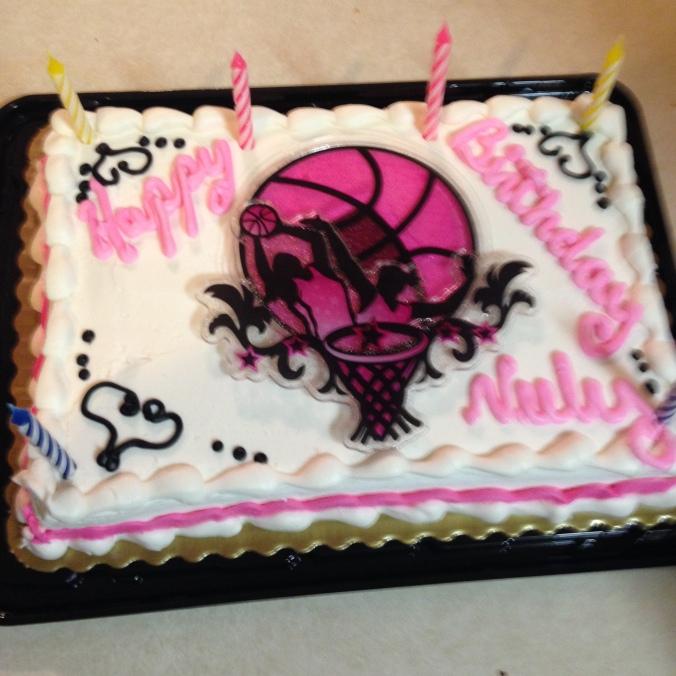 a neely cake I