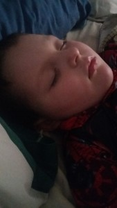a kade sleep I