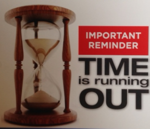time-run-out